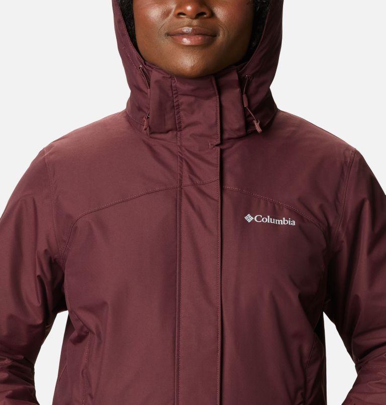 Bugaboo™ II Fleece Interchange Jacket | 671 | XS Women's Bugaboo™ II Fleece Interchange Jacket, Malbec, a2
