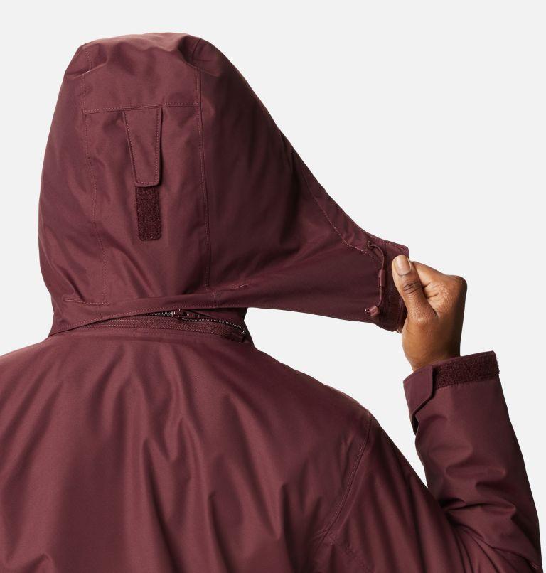 Bugaboo™ II Fleece Interchange Jacket | 671 | XS Women's Bugaboo™ II Fleece Interchange Jacket, Malbec, a5