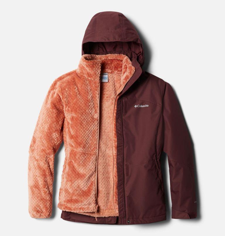 Bugaboo™ II Fleece Interchange Jacket | 671 | XS Women's Bugaboo™ II Fleece Interchange Jacket, Malbec, front