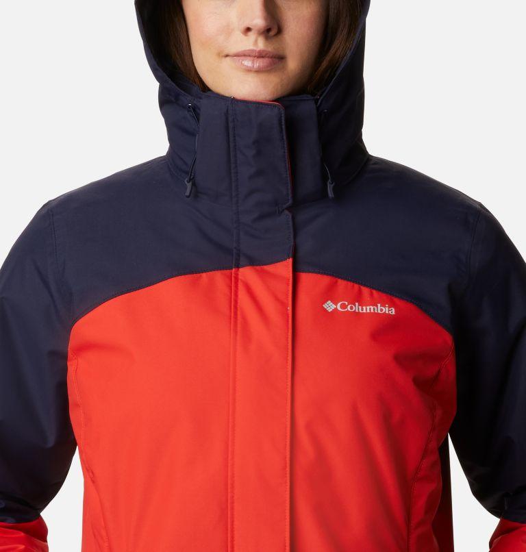 Bugaboo™ II Fleece Interchange Jacket | 843 | M Women's Bugaboo™ II Fleece Interchange Jacket, Bold Orange, a2