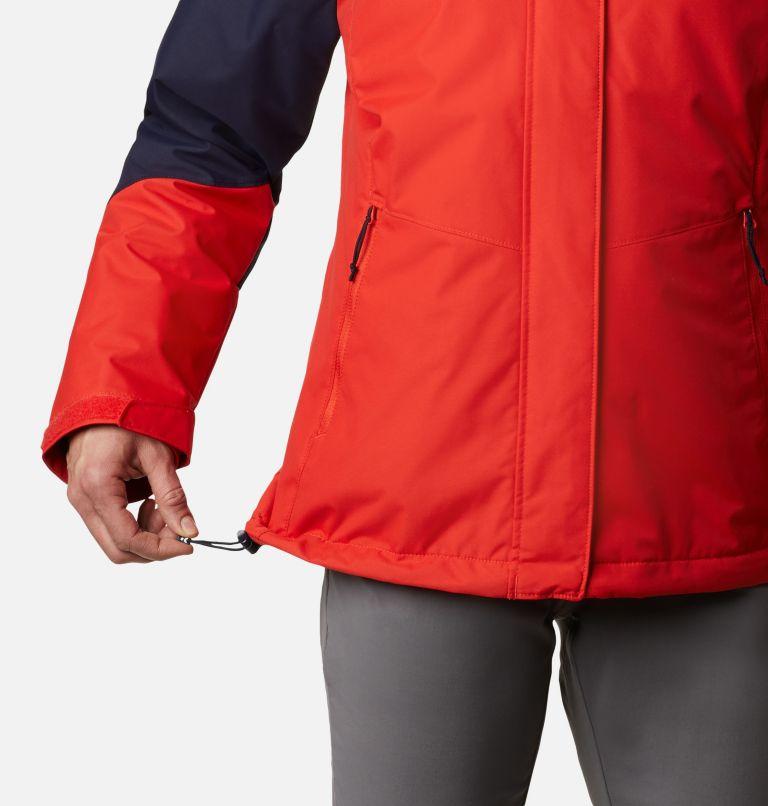 Bugaboo™ II Fleece Interchange Jacket | 843 | M Women's Bugaboo™ II Fleece Interchange Jacket, Bold Orange, a4