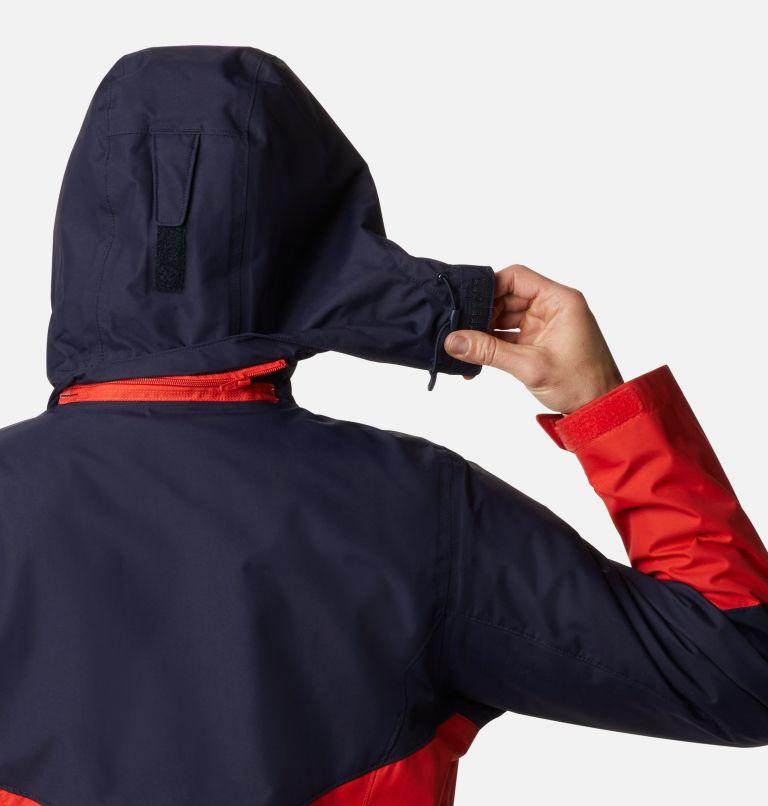 Bugaboo™ II Fleece Interchange Jacket | 843 | XS Women's Bugaboo™ II Fleece Interchange Jacket, Bold Orange, a5