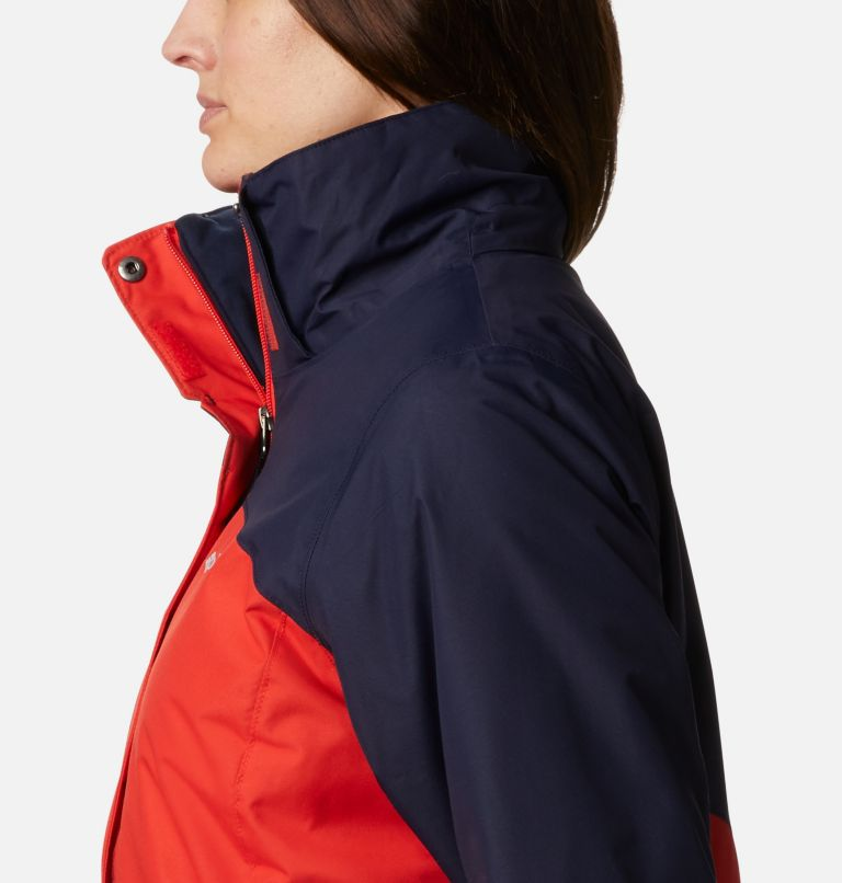 Bugaboo™ II Fleece Interchange Jacket | 843 | XS Women's Bugaboo™ II Fleece Interchange Jacket, Bold Orange, a6