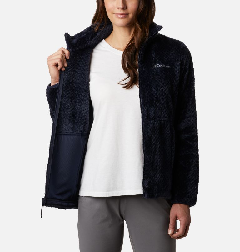 Bugaboo™ II Fleece Interchange Jacket | 843 | M Women's Bugaboo™ II Fleece Interchange Jacket, Bold Orange, a9
