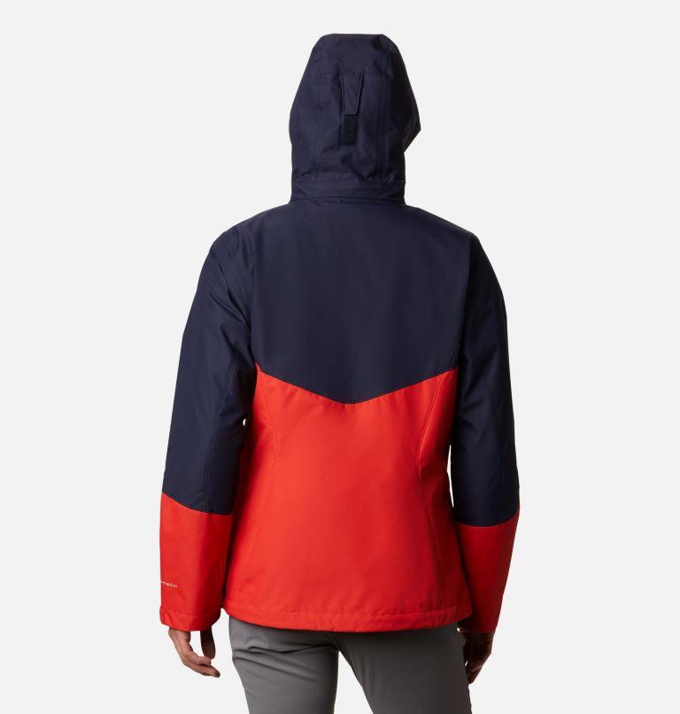 Bugaboo™ II Fleece Interchange Jacket | 843 | XS Women's Bugaboo™ II Fleece Interchange Jacket, Bold Orange, back