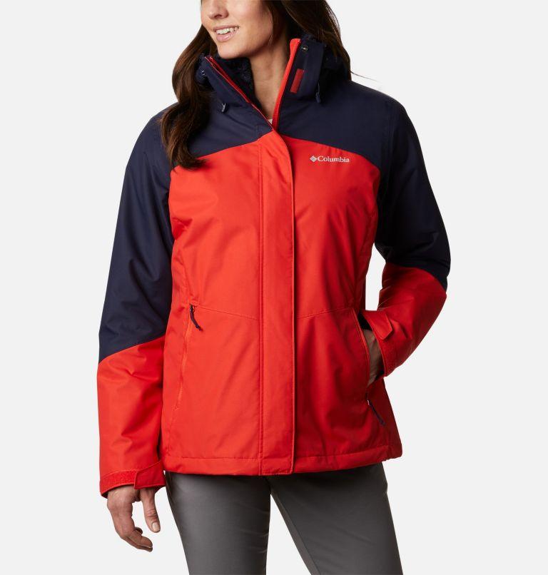 Bugaboo™ II Fleece Interchange Jacket | 843 | M Women's Bugaboo™ II Fleece Interchange Jacket, Bold Orange, front