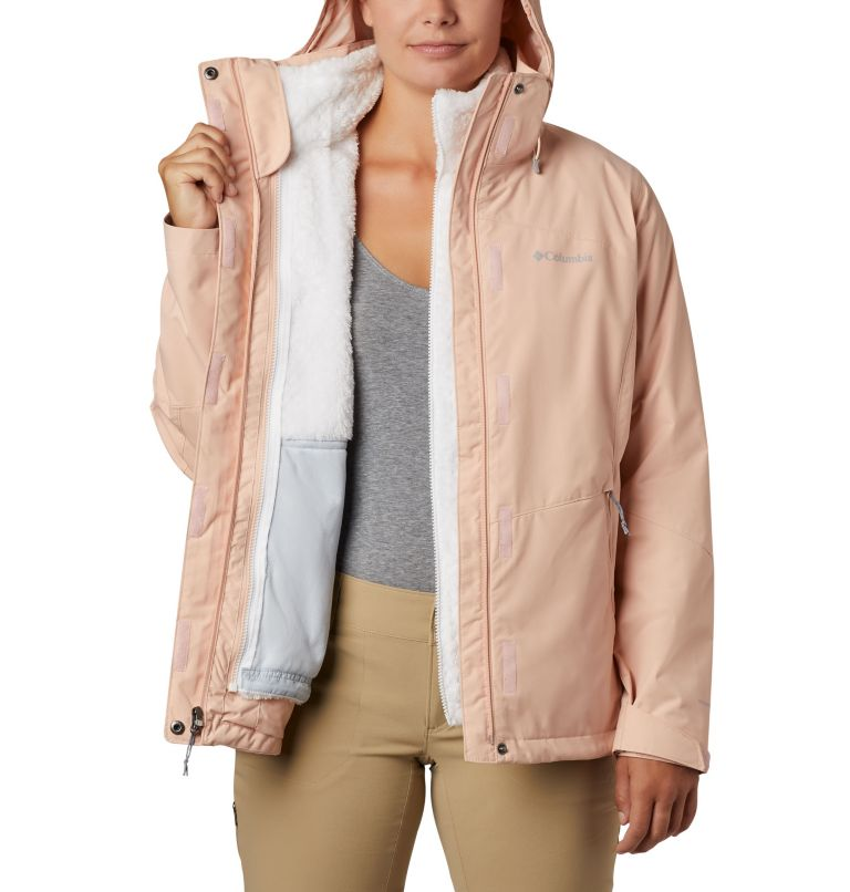 Women's Bugaboo™ II Fleece Interchange Jacket Women's Bugaboo™ II Fleece Interchange Jacket, a4