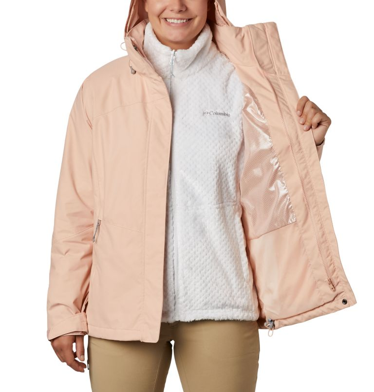 Women's Bugaboo™ II Fleece Interchange Jacket Women's Bugaboo™ II Fleece Interchange Jacket, a5