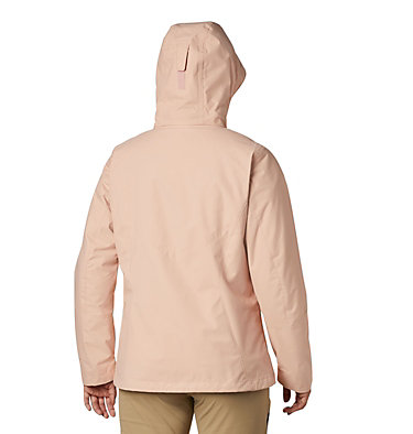 Women's Bugaboo™ II Fleece Interchange Jacket Bugaboo™ II Fleece Interchange Jacket | 453 | L, Peach Cloud, back