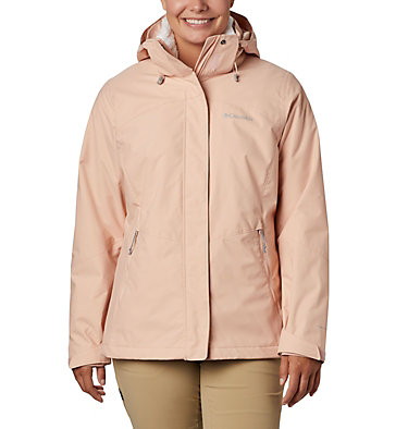 Women's Bugaboo™ II Fleece Interchange Jacket Bugaboo™ II Fleece Interchange Jacket | 453 | L, Peach Cloud, front