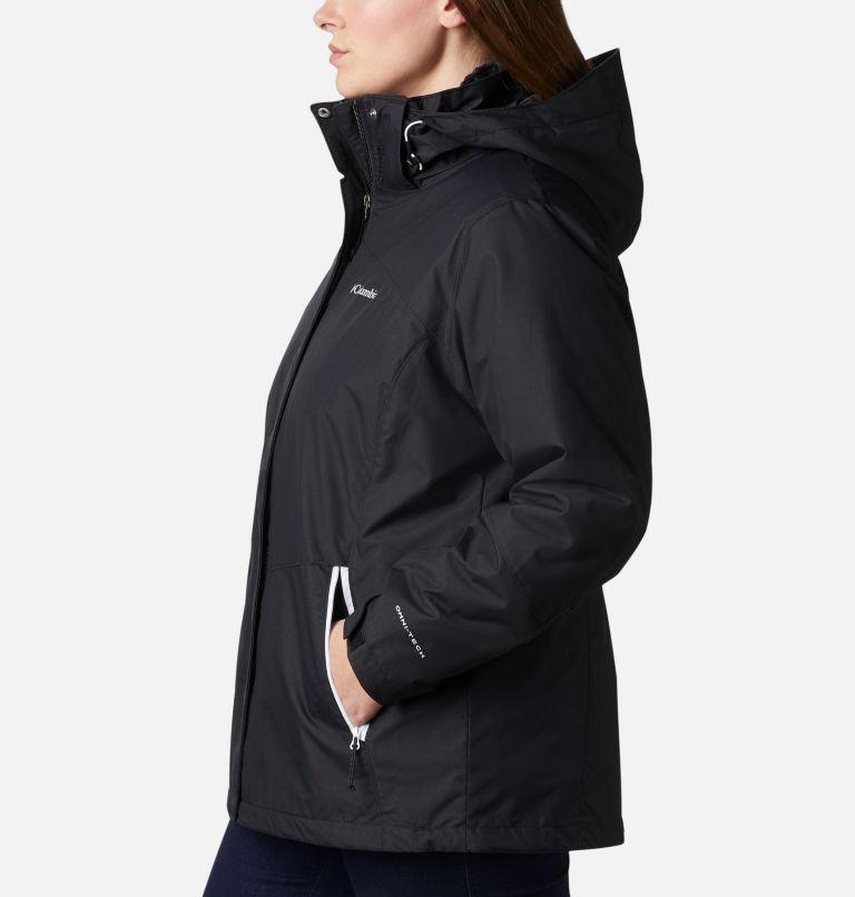 Manteau Interchange en laine polaire Bugaboo II pour femme — Grandes tailles Manteau Interchange en laine polaire Bugaboo II pour femme — Grandes tailles, a1