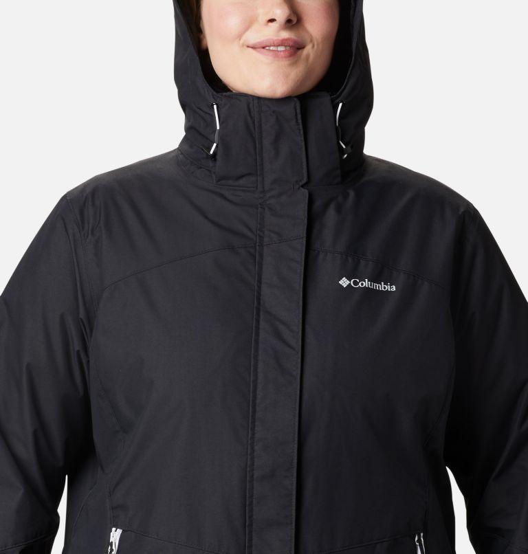 Manteau Interchange en laine polaire Bugaboo II pour femme — Grandes tailles Manteau Interchange en laine polaire Bugaboo II pour femme — Grandes tailles, a2