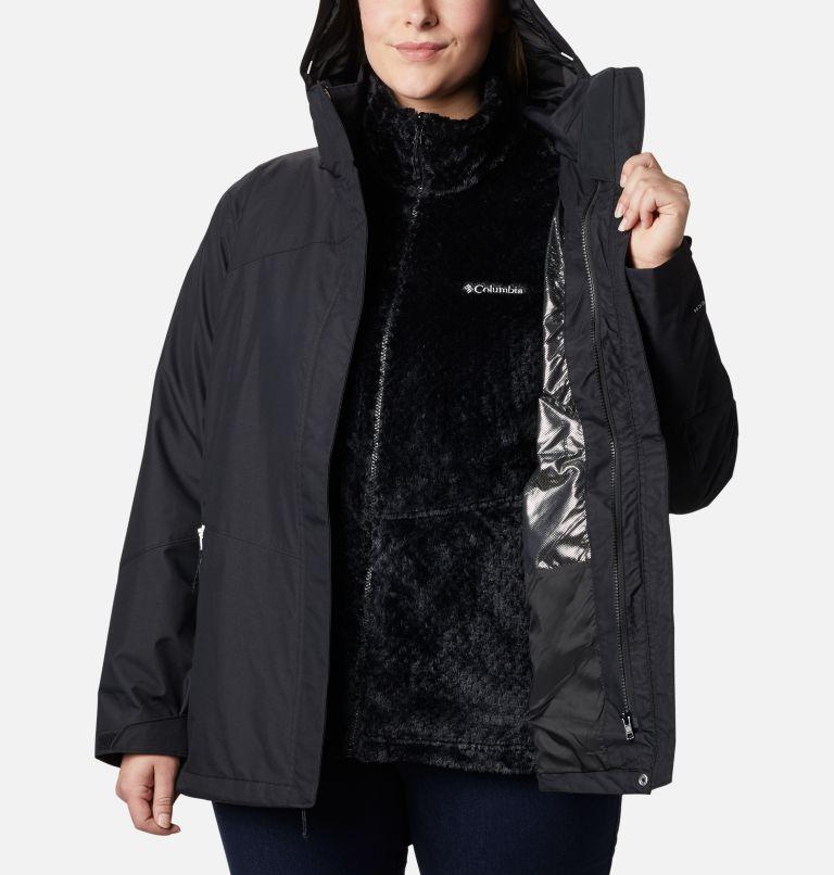 Manteau Interchange en laine polaire Bugaboo II pour femme — Grandes tailles Manteau Interchange en laine polaire Bugaboo II pour femme — Grandes tailles, a3