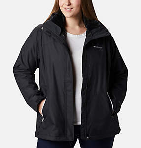 Women's Bugaboo™ II Fleece Interchange Jacket - Plus Size