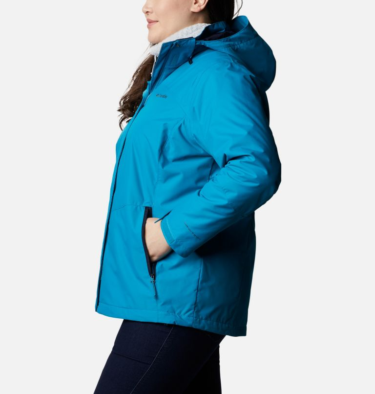 Women's Bugaboo™ II Fleece Interchange Jacket - Plus Size Women's Bugaboo™ II Fleece Interchange Jacket - Plus Size, a1