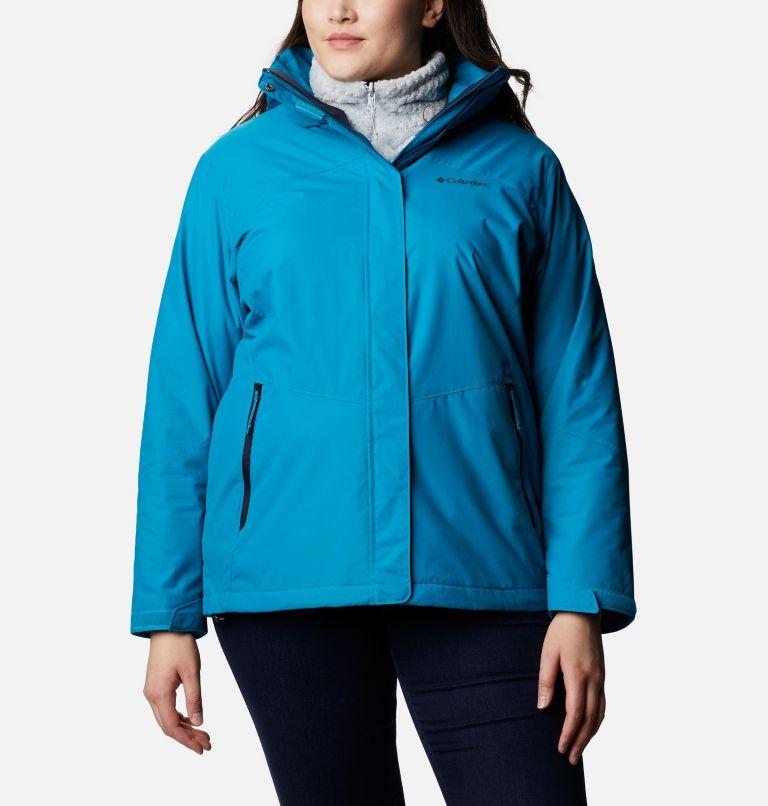 Women's Bugaboo™ II Fleece Interchange Jacket - Plus Size Women's Bugaboo™ II Fleece Interchange Jacket - Plus Size, front