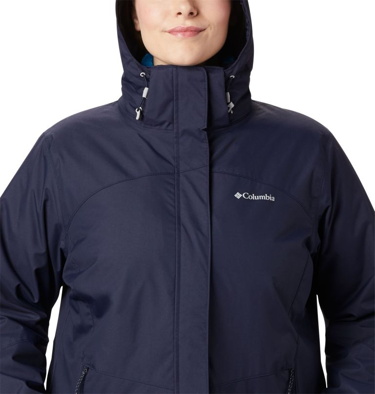 Women's Bugaboo™ II Fleece Interchange Jacket - Plus Size Women's Bugaboo™ II Fleece Interchange Jacket - Plus Size, a2