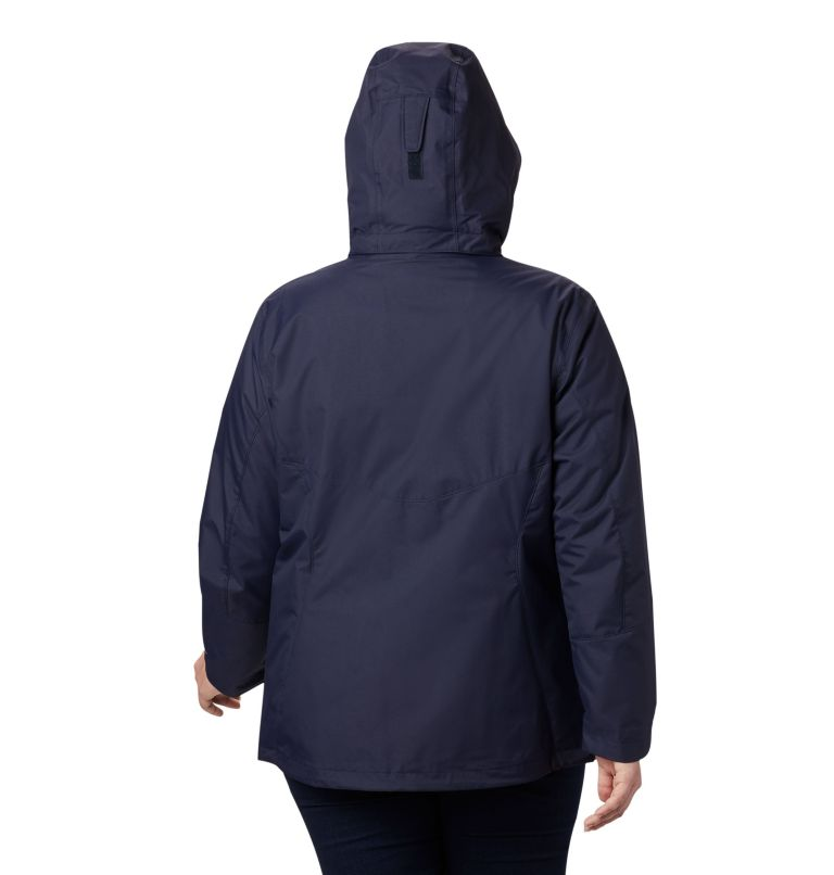 Women's Bugaboo™ II Fleece Interchange Jacket - Plus Size Women's Bugaboo™ II Fleece Interchange Jacket - Plus Size, back