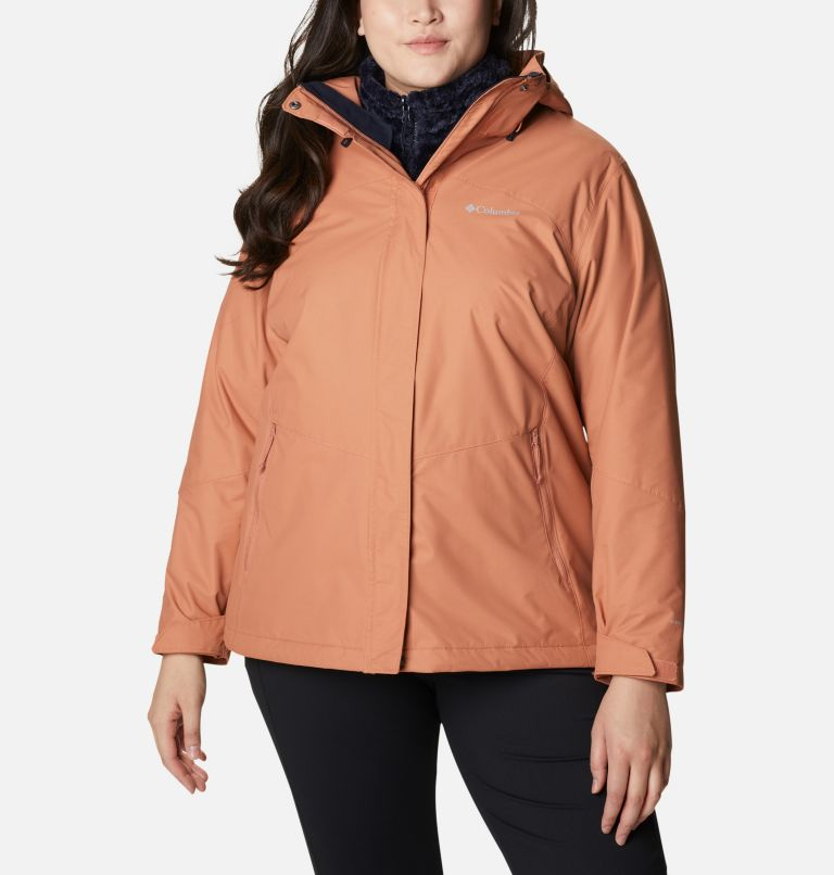 Women's Bugaboo™ II Fleece Interchange Jacket - Plus Size Women's Bugaboo™ II Fleece Interchange Jacket - Plus Size, a8