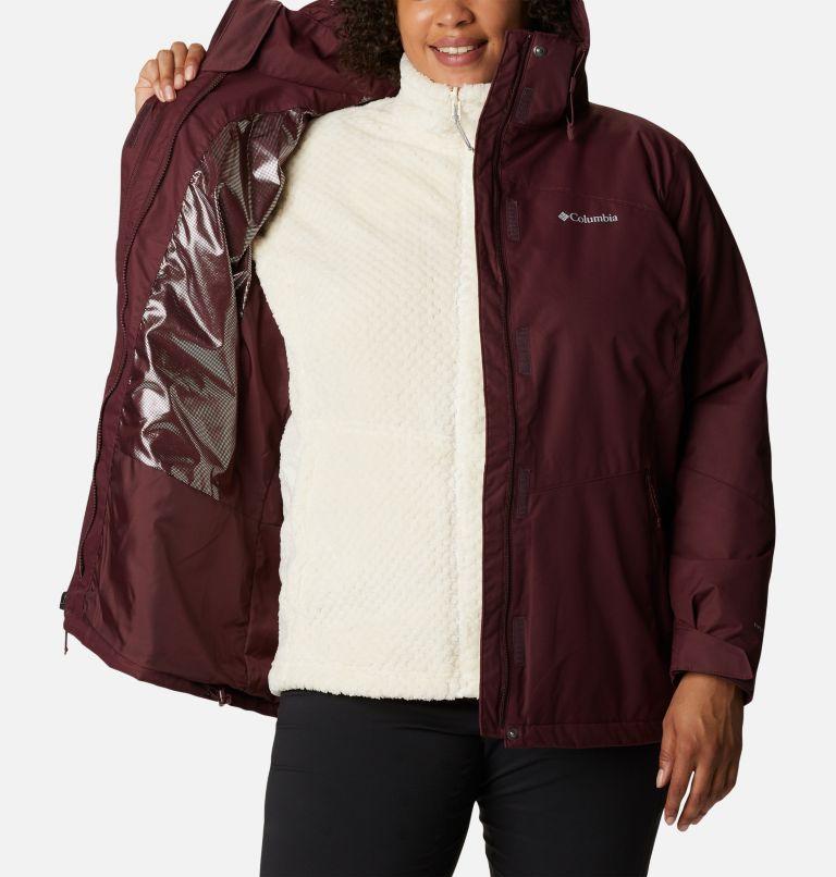 Women's Bugaboo™ II Fleece Interchange Jacket - Plus Size Women's Bugaboo™ II Fleece Interchange Jacket - Plus Size, a3