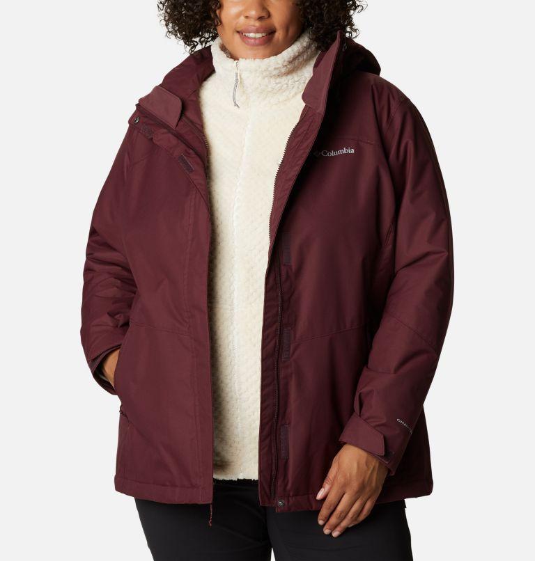 Manteau Interchange en laine polaire Bugaboo II pour femme — Grandes tailles Manteau Interchange en laine polaire Bugaboo II pour femme — Grandes tailles, a9