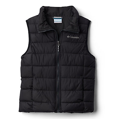 Gilet Matelassé Powder Lite™ Junior Powder Lite™ Puffer Vest | 695 | L, Black, front