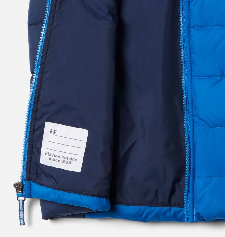 Youth Powder Lite™ Puffer Vest Youth Powder Lite™Puffer Vest, a1