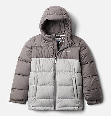 Kids' Pike Lake™Jacket Pike Lake™ Jacket | 012 | XS, City Grey, Columbia Grey, front