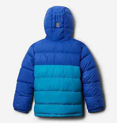 Pike Lake™ Jacke Junior Pike Lake™ Jacket | 012 | XS, Lapis Blue, Fjord Blue, back