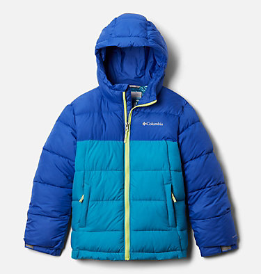 Youth Pike Lake™ Jacket Pike Lake™ Jacket | 012 | XS, Lapis Blue, Fjord Blue, front