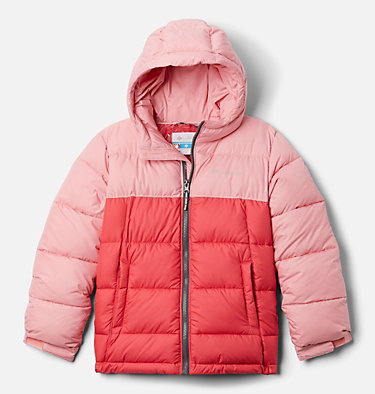 Pike Lake™ Jacke Junior Pike Lake™ Jacket | 012 | XS, Pink Orchid, Bright Geranium, front