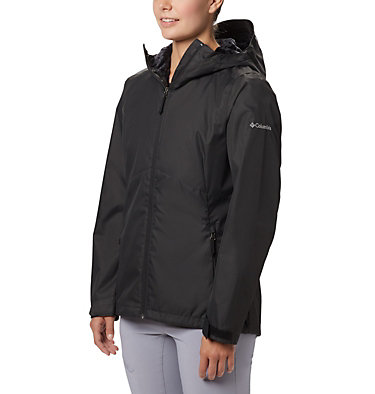 Women's Rainie Falls™ Jacket Rainie Falls™ Jacket | 671 | M, Black, front