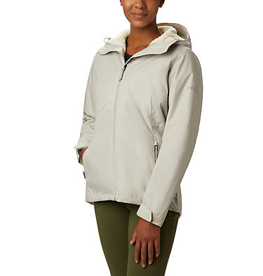 Women's Rainie Falls™ Jacket Rainie Falls™ Jacket | 671 | M, Light Cloud, front