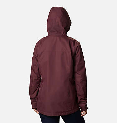 Women's Rainie Falls™ Jacket Rainie Falls™ Jacket | 671 | M, Malbec, back