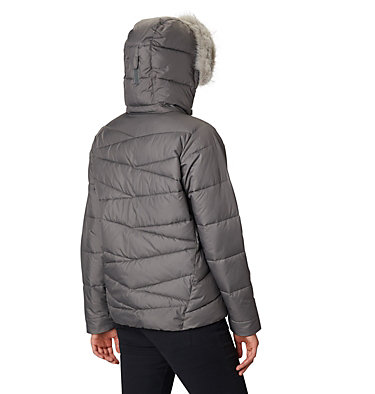 Women's Peak to Park™ Insulated Jacket Peak to Park™ Insulated Jacket | 023 | L, City Grey, back