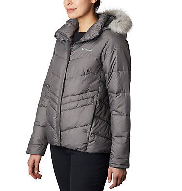 Women's Peak to Park™ Insulated Jacket Peak to Park™ Insulated Jacket | 023 | L, City Grey, front