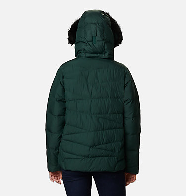 Women's Peak to Park™ Insulated Jacket Peak to Park™ Insulated Jacket | 023 | L, Spruce, back