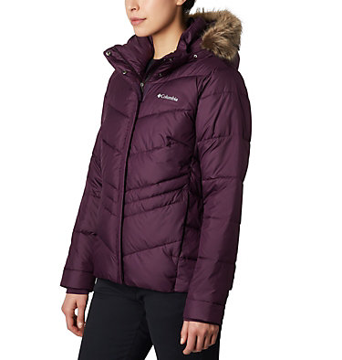 Women's Peak to Park™ Insulated Jacket Peak to Park™ Insulated Jacket | 671 | L, Black Cherry, front