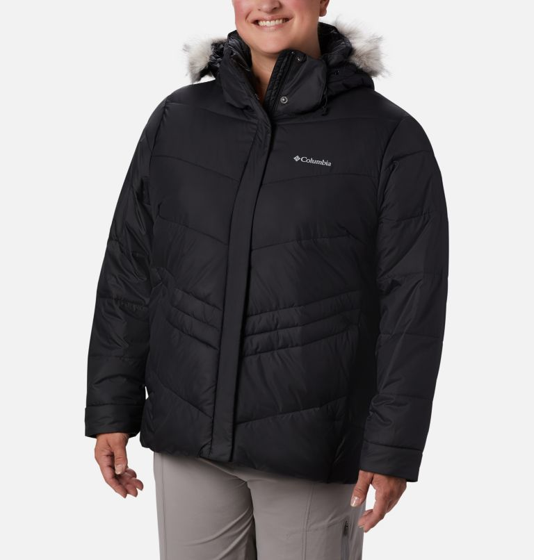 Women's Peak to Park™ Insulated Jacket - Plus Size Women's Peak to Park™ Insulated Jacket - Plus Size, front