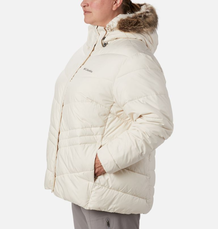 Peak to Park™ Insulated Jacket | 191 | 1X Women's Peak to Park™ Insulated Jacket - Plus Size, Chalk, a1