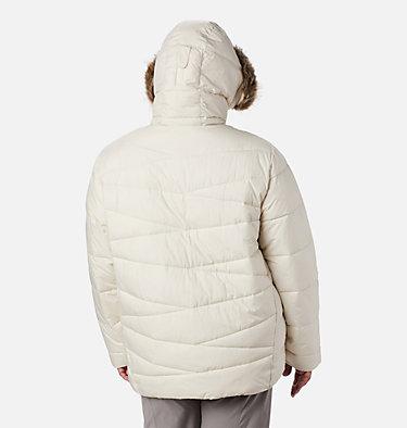 Women's Peak to Park™ Insulated Jacket - Plus Size Peak to Park™ Insulated Jacket | 671 | 1X, Chalk, back