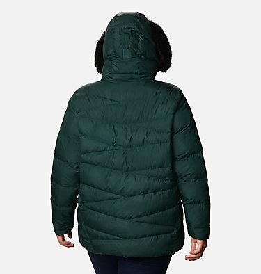 Women's Peak to Park™ Insulated Jacket - Plus Size Peak to Park™ Insulated Jacket | 671 | 1X, Spruce, back