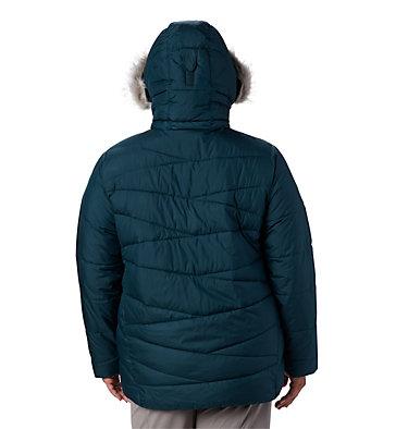 Women's Peak to Park™ Insulated Jacket - Plus Size Peak to Park™ Insulated Jacket | 671 | 1X, Dark Seas, back