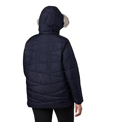 Women's Peak to Park™ Insulated Jacket - Plus Size Peak to Park™ Insulated Jacket | 671 | 1X, Dark Nocturnal, back