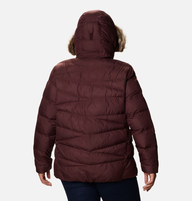 Women's Peak to Park™ Insulated Jacket - Plus Size Women's Peak to Park™ Insulated Jacket - Plus Size, back