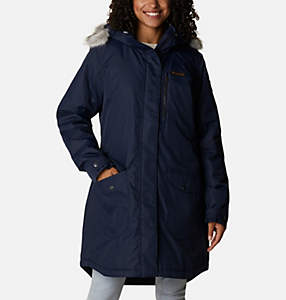 Women's Suttle Mountain™ Long Insulated Jacket