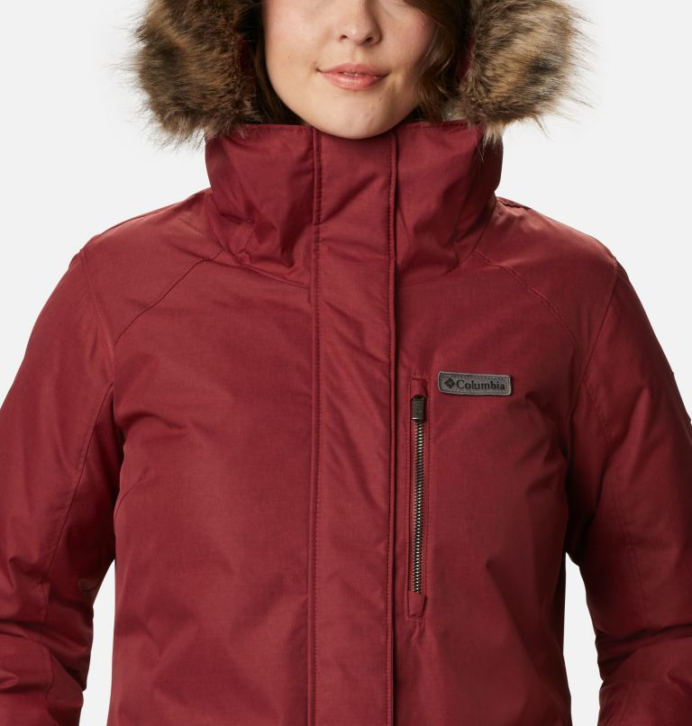 Women's Suttle Mountain™ Long Insulated Jacket Women's Suttle Mountain™ Long Insulated Jacket, a2