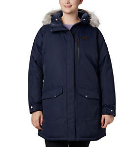 Women's Suttle Mountain™ Long Insulated Jacket - Plus Size