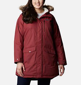 Women's Suttle Mountain™ Long Insulated Jacket - Plus Size