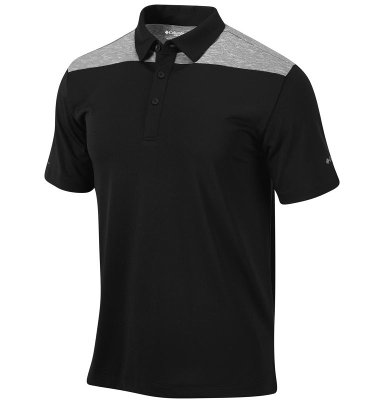 Men's Omni-Wick™ Utility Golf Polo Men's Omni-Wick™ Utility Golf Polo, front